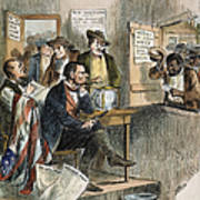 White League, 1874 Poster