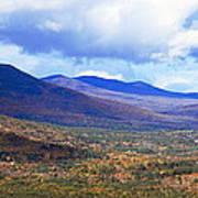 White Mountains Vista Poster