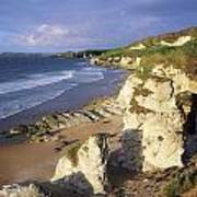 White Rocks Beach, Between Portrush & Poster