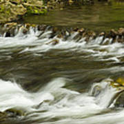 Whitewater River Rapids 3 Poster