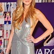 Whitney Port Wearing David Meister Poster