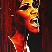 Whitneys Tears Poster