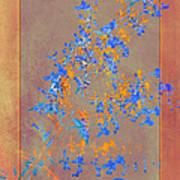 Wildflower Art Poster