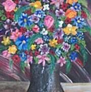 Wildflowers Poster by Jeanette Stewart