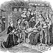 William Caxton (c1421-1491) Poster