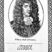 William Craven (1608-1697) Poster
