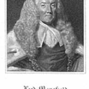William Murray (1705-1793) Poster