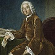 William Pitt (1708-1778) Poster