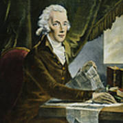 William Pitt (1759-1806) Poster