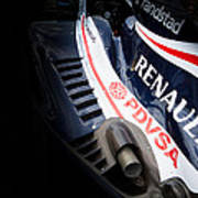 Williams F1 Poster