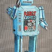Wind-up Robot 2 Poster