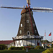 Windmill Danish Style 1 A Poster