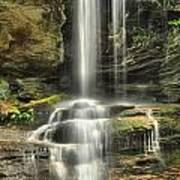 Window Falls Cascade Poster