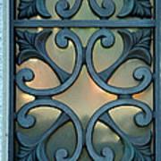 window I Poster by Phil Bongiorno