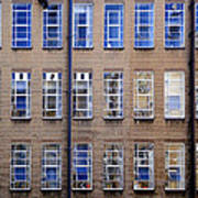 Window Matrix Poster