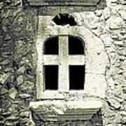Window Of Stone Poster