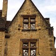 Windows Of Sarlat Poster