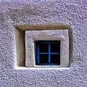 Windows Of Taos Poster