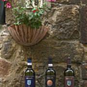 Wine A Bit Poster