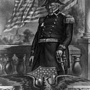 Winfield Scott, American Army General Poster
