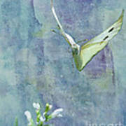 Winging It Poster by Betty LaRue