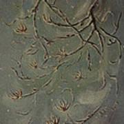 Winter Branch Poster