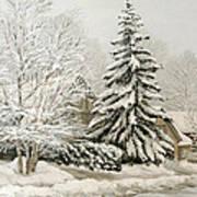 Winter Fairytale Poster