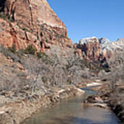 Winter In Zion 2 Poster