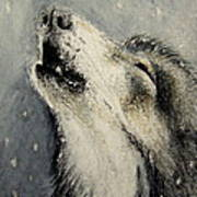Wolf Cry...... Miniature Poster