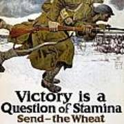 World War I: Poster, 1917 Poster