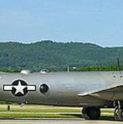 World War II B-29 Superfortress Bomber Fifi Poster