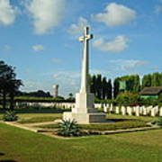World War Memorial Poster