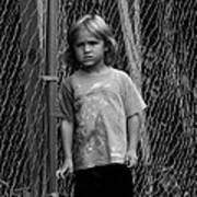 Worried Innocence Poster