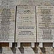 Xi. Olympic Games 1936 - Berlin Poster
