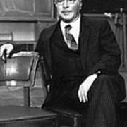 Yakov Zeldovich, Soviet Physicist Poster by Ria Novosti