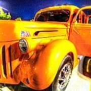 Yellow Truck 2 Poster