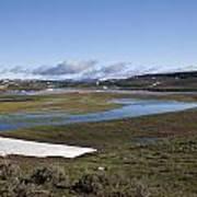 Yellowstone Plateau Poster