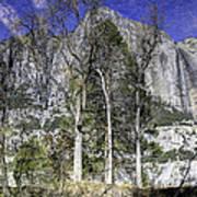 Yosemite Reflection Poster
