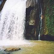 YS Falls5 Jamaica Poster