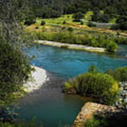 Yuba River California Poster