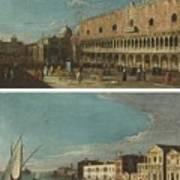 Active Venice Circa  Poster