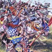 Agincourt The Impossible Victory 25 October 1415 Poster