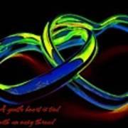 Heart Rings Poster