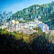 Papigno Village Poster
