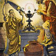 Yellow Journalism, 1909 Poster