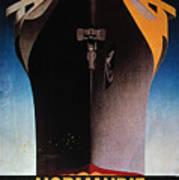 Steamship Normandie, C1935 Poster