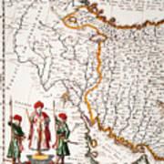 Mesopotamia, 1662 Poster