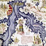 Marco Polo (1254-1324) Poster