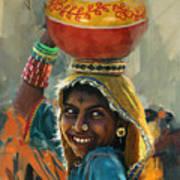 028 Sindh Poster