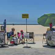0676- Venice Beach Poster